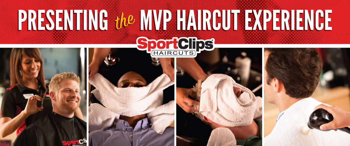The Sport Clips Haircuts of Schaumburg MVP Haircut Experience